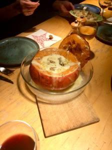 Pumpkin fondu